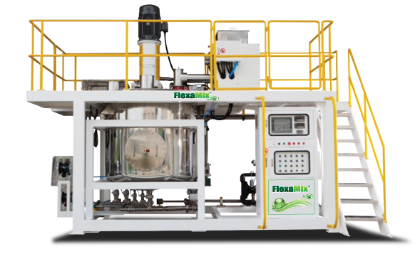 Starch Mixing System | Corrugated Machine | Starch Additives